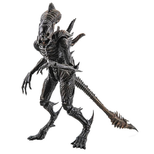 Alien Figures - 1/18 Scale Aliens CM Xenomorph Raven Exclusive Figure
