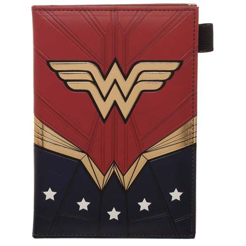 DC Comics Accessories - Passport Wallet - Wonder Woman