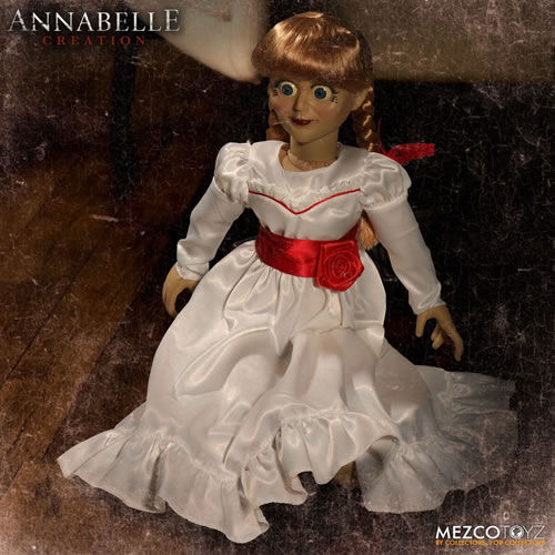 "Annabelle Prop Replicas - 18"" Annabelle Creation Prop Replica Doll"