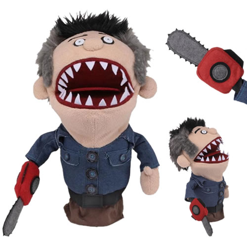 Ash Vs Evil Dead Prop Replicas - Ashy Slashy Possessed Version Puppet