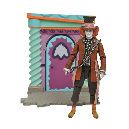 Alice Through The Looking Glass Select Figures - Red Hatter Exclusive