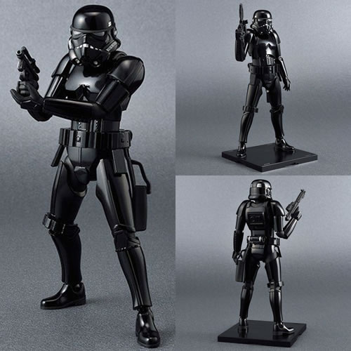 Bandai Plastic Model Kits - Star Wars - 1/12 Scale Shadow Stormtrooper