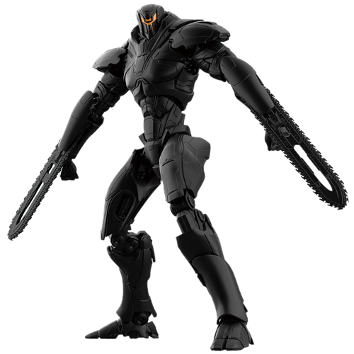 Bandai HG / High Grade Model Kits - Pacific Rim 2 Uprising - Obsidian Fury