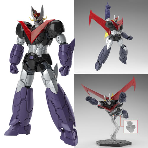 Bandai HG / High Grade Model Kits - Mazinger - 1/144 Scale Great Mazinger (Infinity Ver.)
