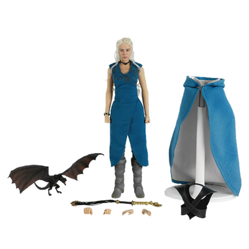 Game Of Thrones Figures - 1/6 Scale Daenerys Targaryen