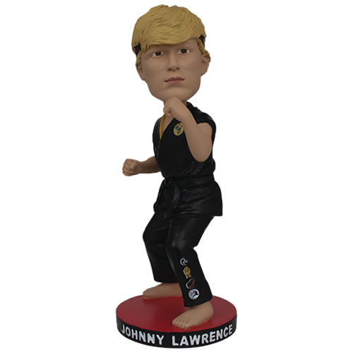 Bobblehead Figures - The Karate Kid (1984) - Johnny Lawrence Exclusive