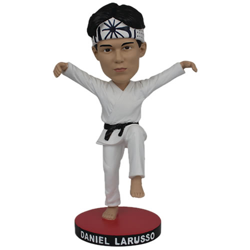 Bobblehead Figures - The Karate Kid (1984) - Daniel Larusso Exclusive