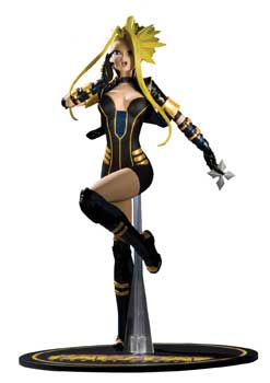 Ame Comi Figure - Black Canary