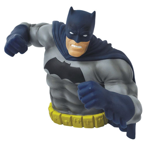 Banks - DC Comics - Batman Dark Knight Returns Blue Version Bust Bank