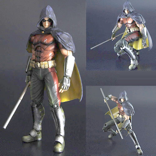Batman Arkham City - Robin Version