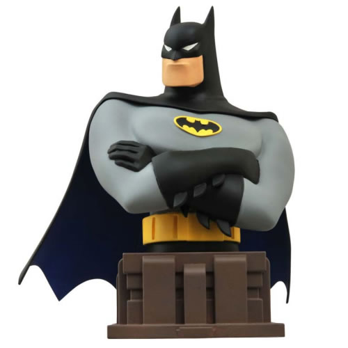 Batman The Animated Series Mini Busts - Batman