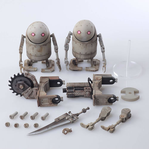 Bring Arts Figures - NieR:Automata - Machine Lifeform Set