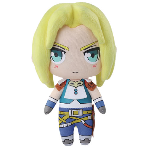 Final Fantasy Plush - FFIX Zidane Mini Plush