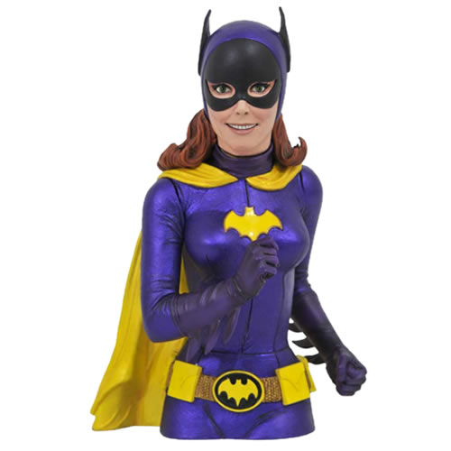 Banks - Batman 1966 Classic TV Series - Batgirl Bust Bank