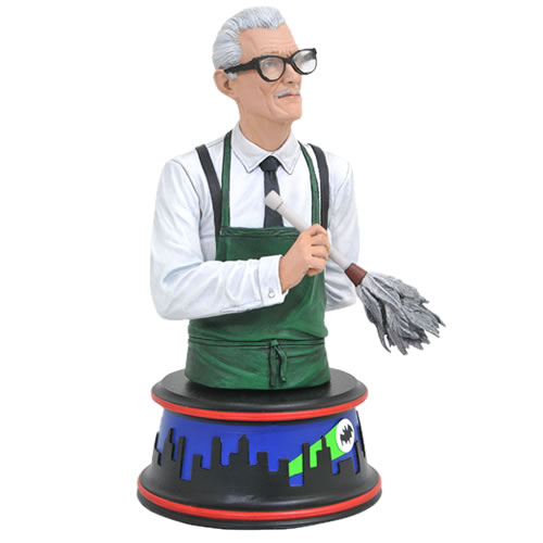 Batman 1966 Classic TV Series Mini Bust - Alfred