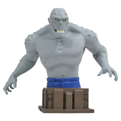 Batman The Animated Series Mini Busts - Killer Croc