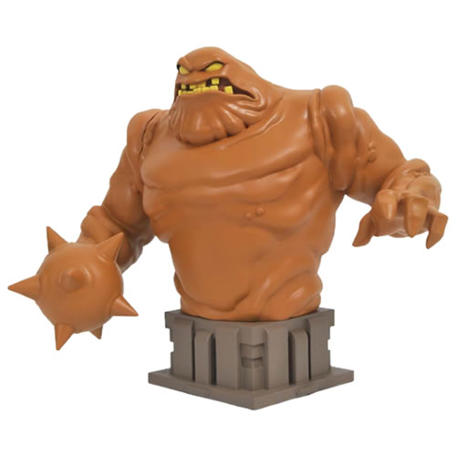 Batman The Animated Series Mini Busts - Clayface