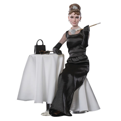 Breakfast At Tiffanys Figures - 1/6 Scale Holly Golightly Deluxe Version