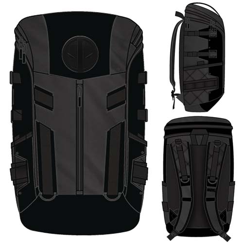Backpacks & Bags - Deadpool - Tactical Backpack (Black)