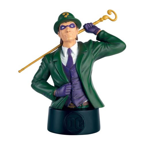 Batman Universe Mini Busts Collection #11 - Riddler