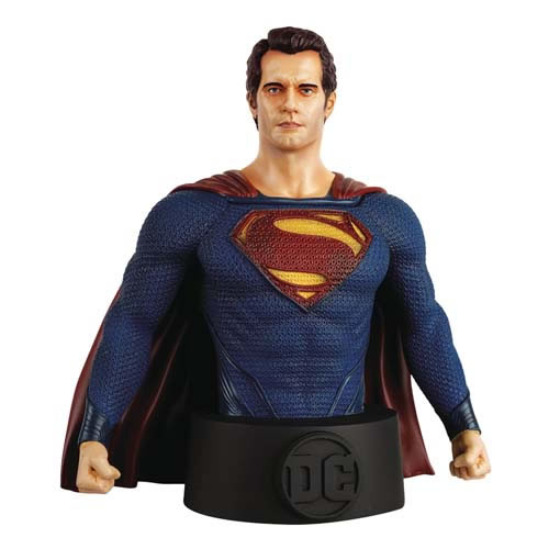 Batman Universe Mini Busts Collection #15 - Man of Steel Movie Superman