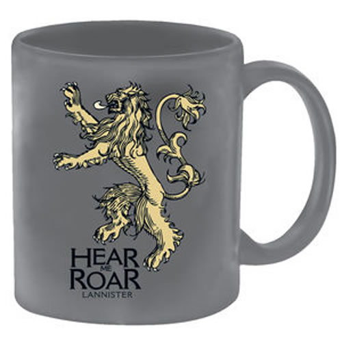 Drinkware - Game of Thrones - House Lannister Mug