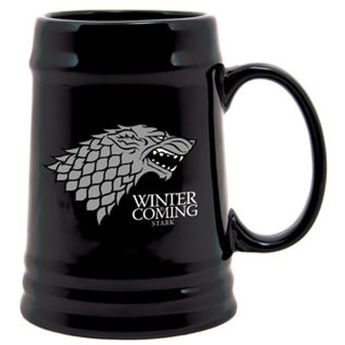 Drinkware - Game of Thrones - House Stark Sigil Stein