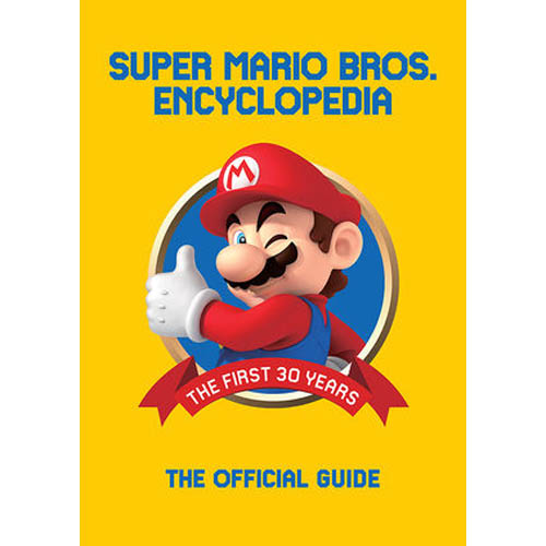 Books - Nintendo - Super Mario Encyclopedia: The Official Guide to the First 30 Years HC