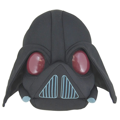 "Angry Birds Star Wars Plush - 16"" Darth Vader"