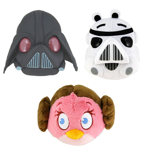 "Angry Birds Star Wars Plush - 12"" Plush Assortment"