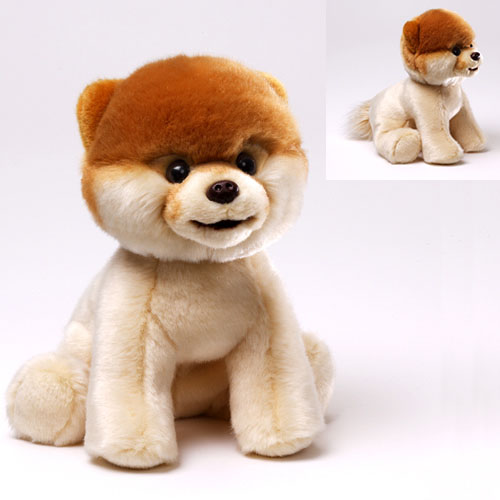 Boo The World's Cutest Dog Plush