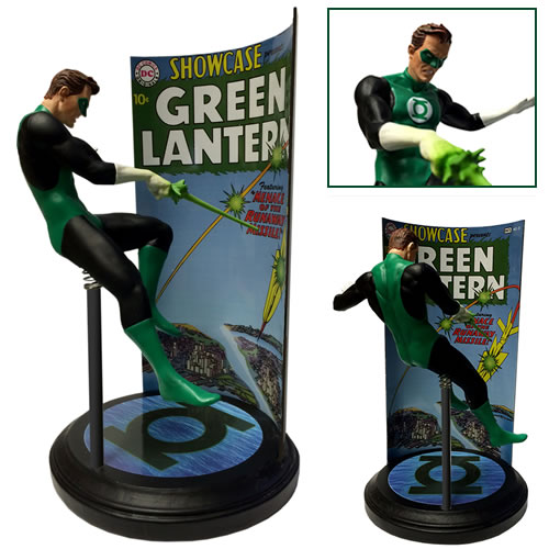 DC Comics Shakems Premium Motion Statues - Green Lantern Showcase #22