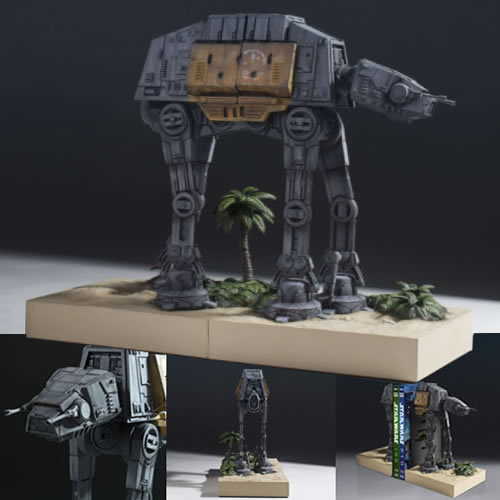 Bookends - Star Wars Rogue One - AT-ACT
