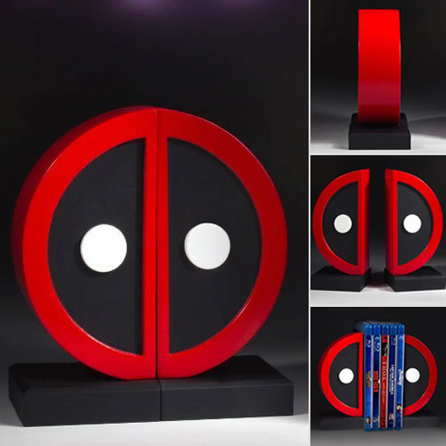 Bookends - Marvel - Deadpool Bookends