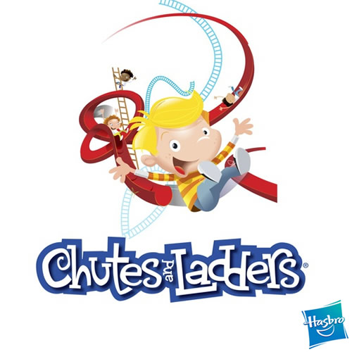 Boardgame - Chutes & Ladders
