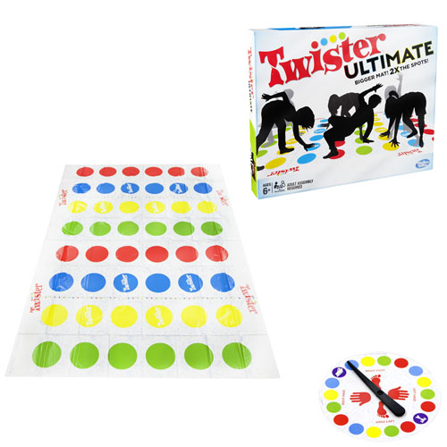 Games - Twister Ultimate - 0000