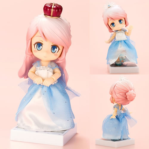 Cu-Poche Friends Figures - Cinderella