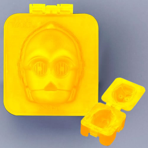 Boiled Egg Shapers - Star Wars - C-3PO