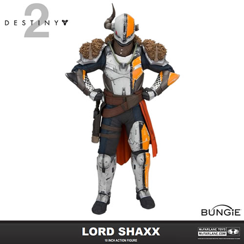 "Destiny Figures - 10"" Scale Destiny 2 Lord Shaxx Deluxe Figure"