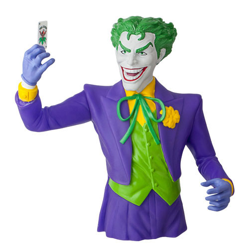 Banks - DC Comic's - The Joker Bust Bank