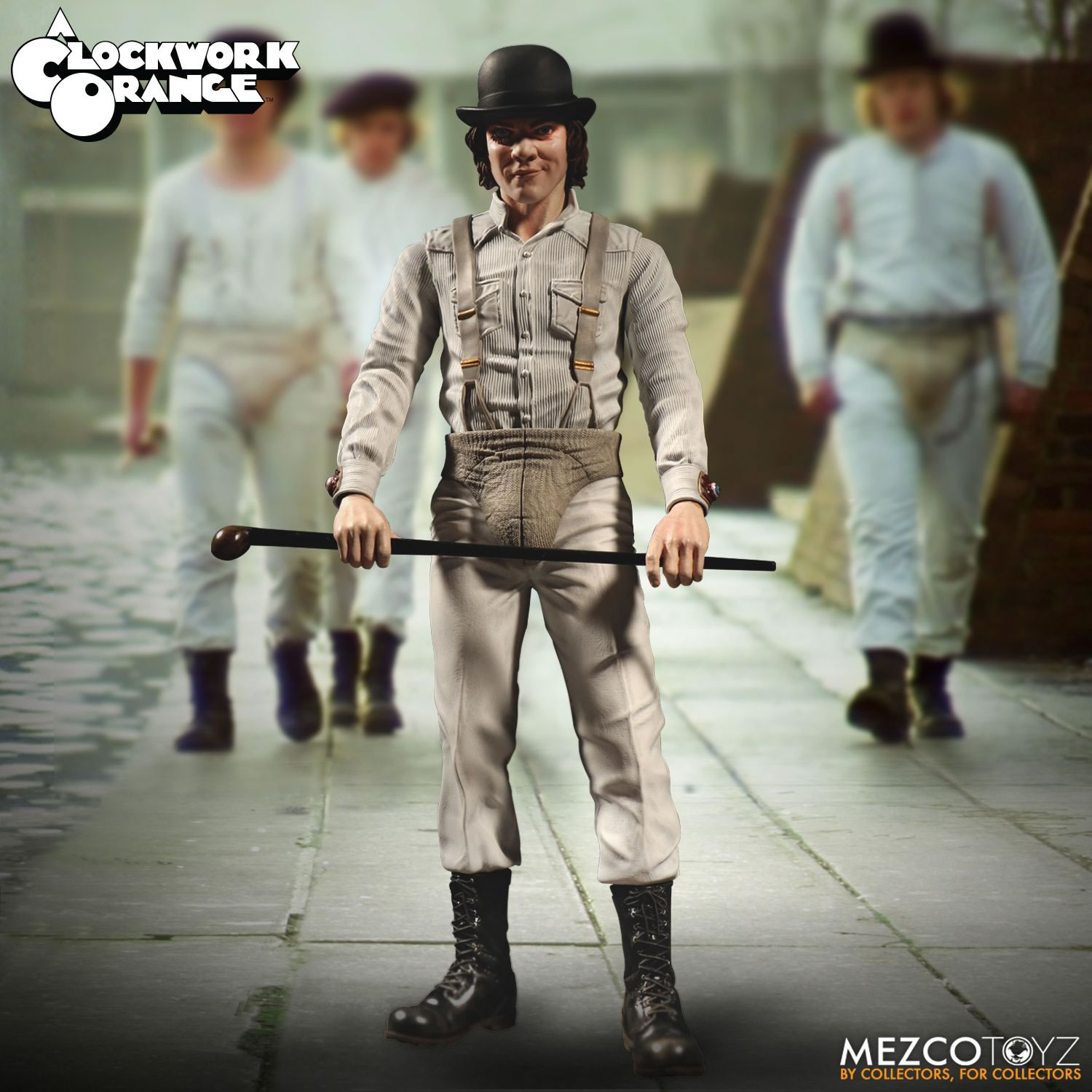 "A Clockwork Orange Figures - 12"" Alex DeLarge"
