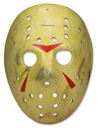 Friday the 13th Replica - Mask (Part 3)