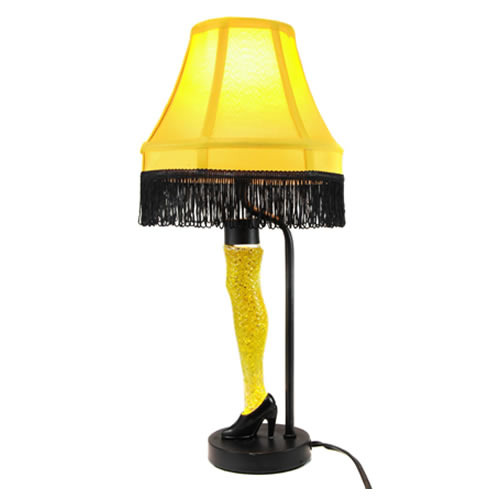 "Christmas Story - Action Glitter 18"" Leg Lamp"