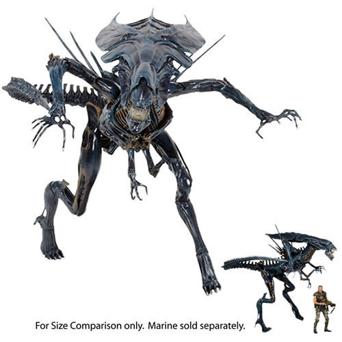 Aliens Figures - Alien Queen Ultra Deluxe Boxed Figure