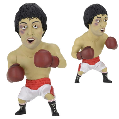Rocky Puppet Maquettes - Rocky