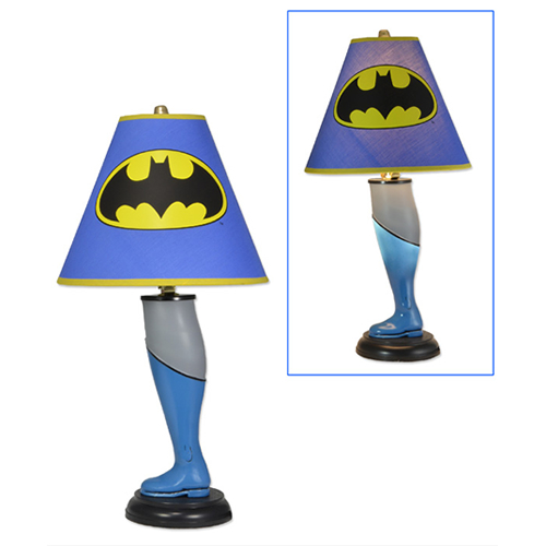 "DC Comics Classics Lamp - 20"" Batman Leg Lamp"