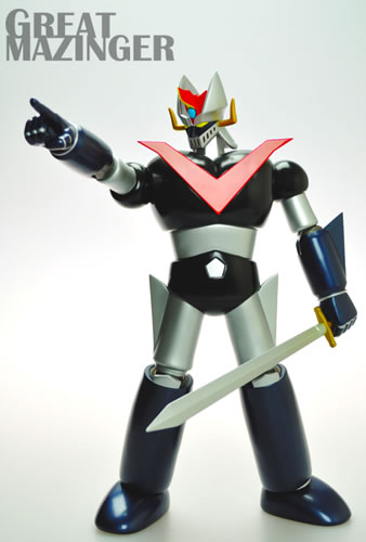 "Great Mazinger 12"" Vinyl Figure"