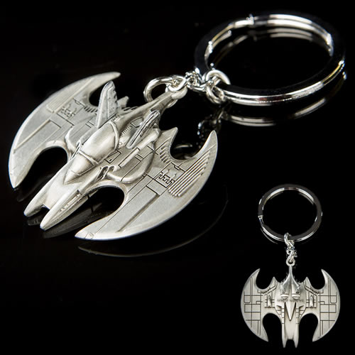 DC Keychains - 1989 Batwing