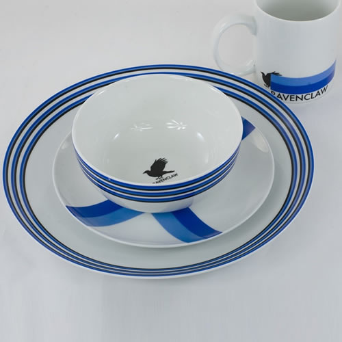 Dinnerware - Harry Potter - 16pc Ravenclaw House Crest Set
