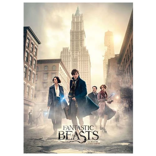 Puzzles - 1000 Pcs - Fantastic Beasts - The Search